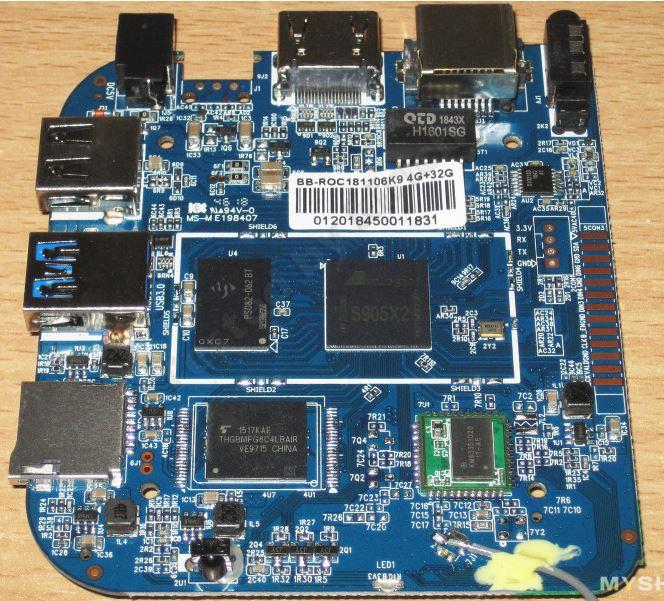 Amlogic S905X2