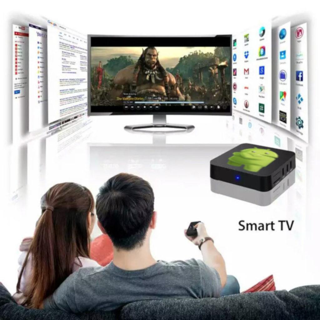 Зачем нужна смарт ТВ приставка?