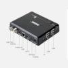 Mecool KI PRO с DVB 2GB/16GB