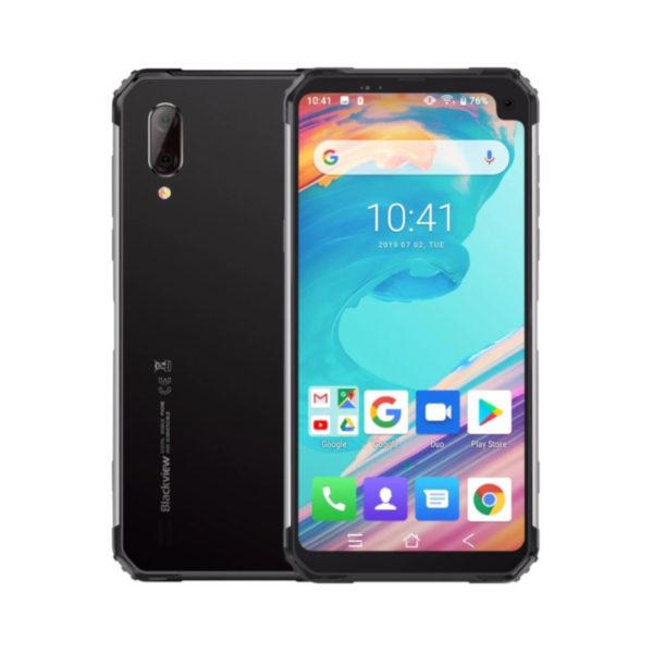 Blackview BV6100, 6.88 дюйма, 3/16 GB, Helio A22, IP68 и IP69