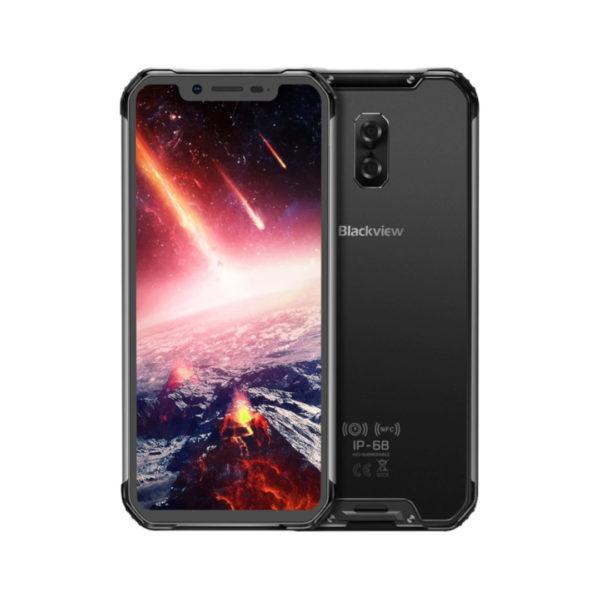 Blackview BV9600 Pro, 6.21 дюйма, 6/128 GB, Helio P60, IP68 и IP69