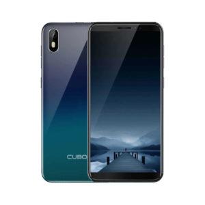 Cubot J5, 5.5 дюйма, 4 ядра, 2/16 GB, MT6580