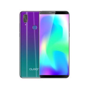 Cubot X19, 5.93 дюйма, 8 ядер, 4/64 GB, Helio P23