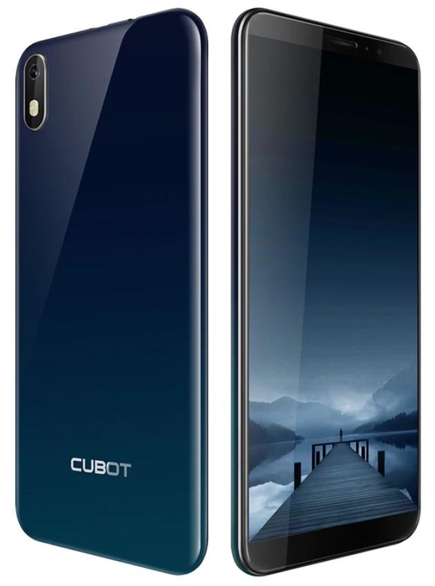 Cubot J5 великолепный дизайн