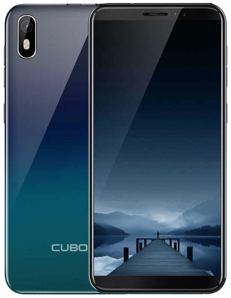 Cubot J5 - самый дешевый смартфон на Android 9.0