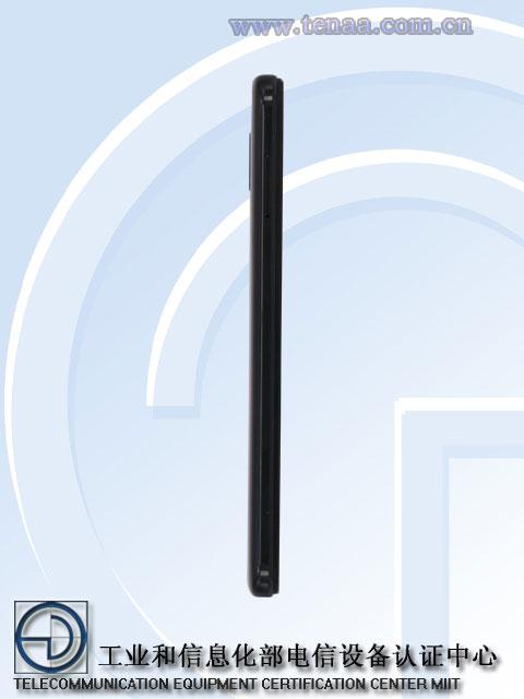 На TENAA опубликованы полные технические характеристики Redmi M1908C3IC: HD+ экран и мощный  5000 mAh аккумулятор