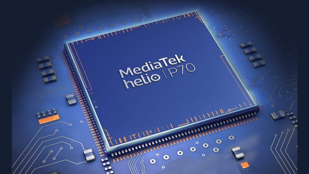 Центральный процессор MediaTek Helio P70