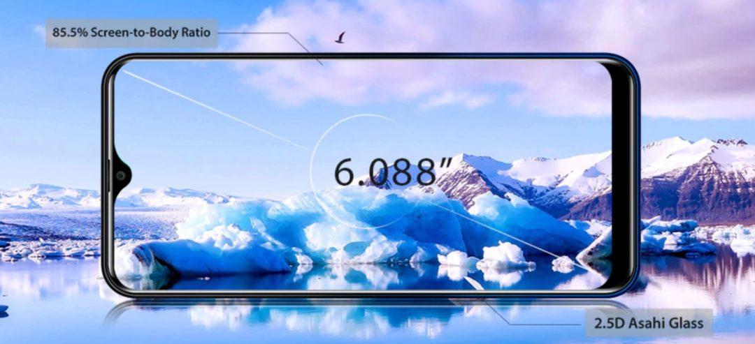 """Oukitel C15 Pro Plus - яркий и большой 6,088"""" дисплей"""