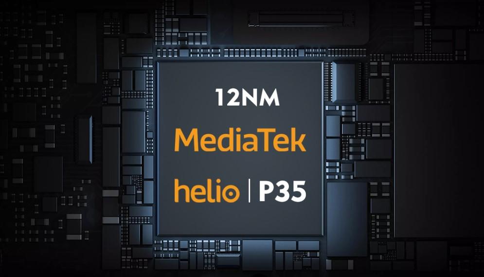 Процессор Umidigi Power - MediaTek Helio P35