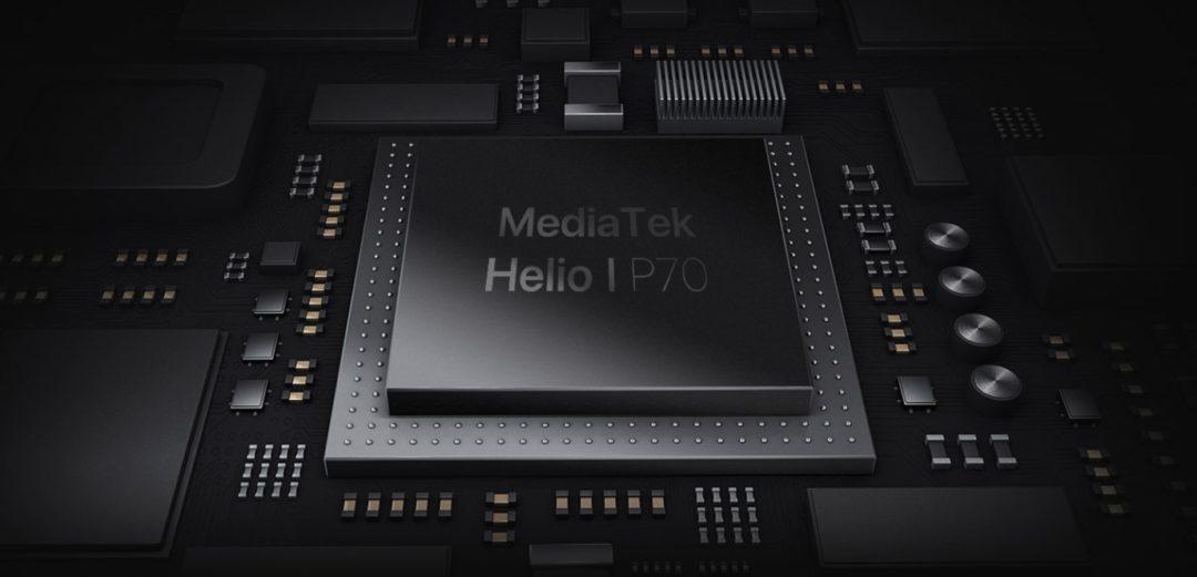 Процессор Umidigi S3 Pro - MediaTek Helio P70